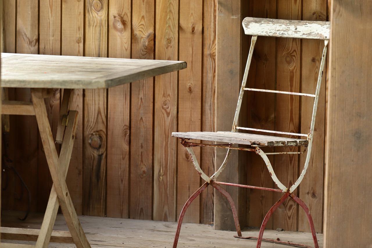 Jakie krzesła ogrodowe wybrać?
